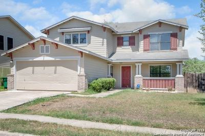 San Antonio Single Family Home New: 1650 Sunbend Falls