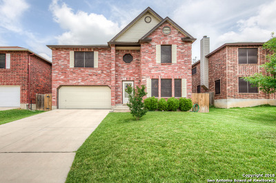 San Antonio Single Family Home New: 12031 Golden Rush
