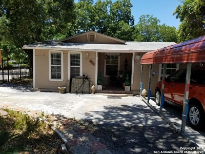 San Antonio Single Family Home New: 503 Belden Ave