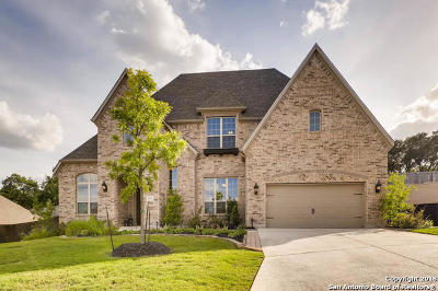 Boerne Single Family Home New: 28711 Hidden Gate