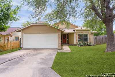 San Antonio Single Family Home New: 8515 Maple Ridge Dr