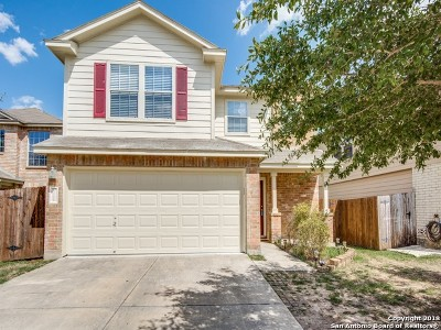 Helotes Single Family Home New: 10118 Roseangel Ln