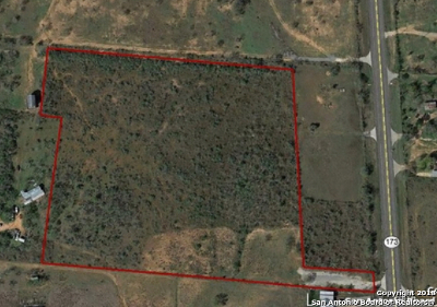 Atascosa County Residential Lots & Land New: Tbd Highway 173