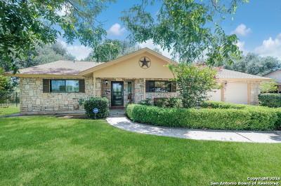 Seguin Single Family Home New: 605 River Oak Dr