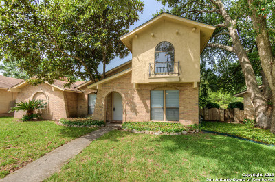 San Antonio Single Family Home New: 1506 Caper St