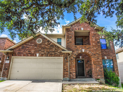San Antonio Single Family Home New: 8327 Academic Post