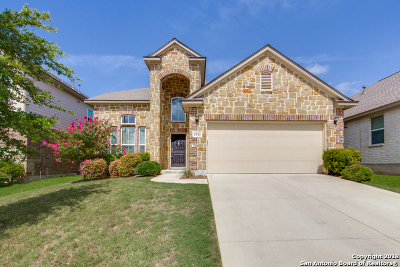 San Antonio Single Family Home New: 5715 Tianna Lace