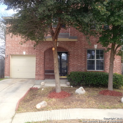San Antonio Single Family Home New: 19 Bedford Bay