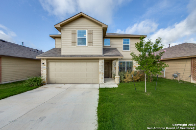 San Antonio Single Family Home New: 15226 Field Sparrow