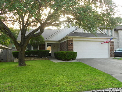 San Antonio Single Family Home New: 9211 Red Leg Dr
