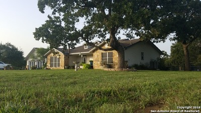 Guadalupe County Single Family Home New: 1003 Mesquite Pass
