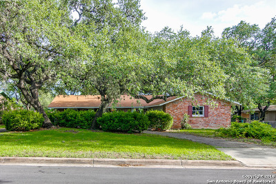 San Antonio Single Family Home New: 1010 Mt Rainier Dr
