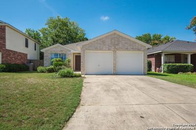 San Antonio Single Family Home New: 6510 W Chasethorn Dr.