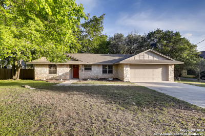 Boerne TX Single Family Home New: $249,900