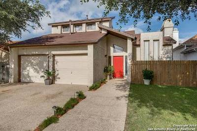San Antonio Single Family Home New: 1014 River Park