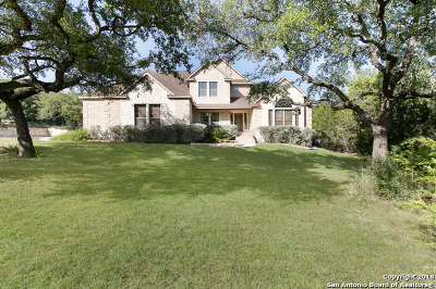 Comal County Single Family Home New: 348 Upland Ct