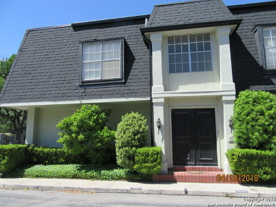San Antonio TX Condo/Townhouse New: $129,900