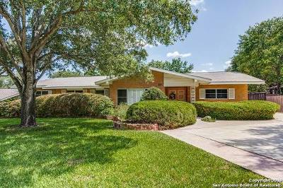 San Antonio Single Family Home Price Change: 150 Oakhurst Pl