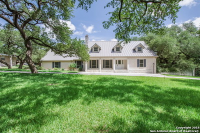 San Antonio TX Single Family Home New: $530,000