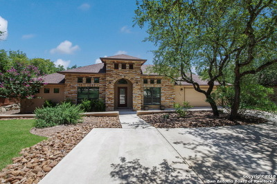 San Antonio Single Family Home New: 314 Starlight Pass
