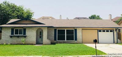 San Antonio Single Family Home New: 4826 Parmenter St