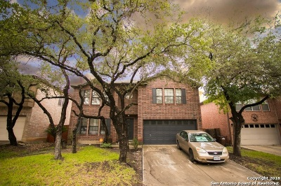 San Antonio Single Family Home For Sale: 414 Diver Pt