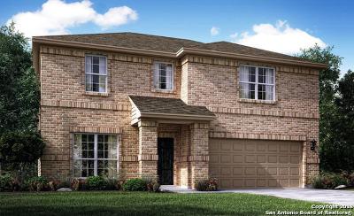 Single Family Home New: 7814 Harvest Bay