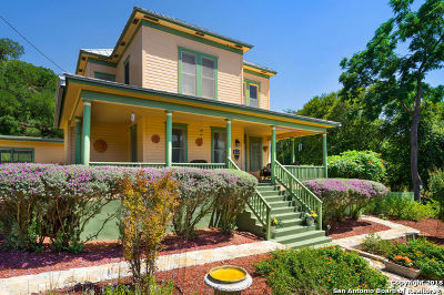 San Marcos Single Family Home New: 608 Burt