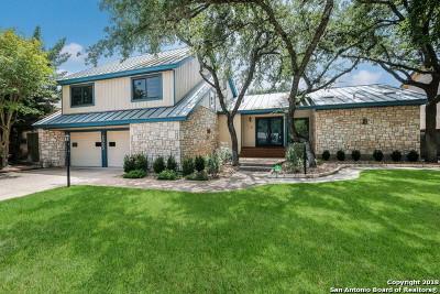 San Antonio Single Family Home New: 2022 Riva Ridge St