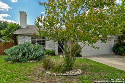 San Antonio Single Family Home New: 15023 Preston Hollow Dr