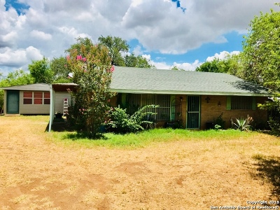 Frio County Single Family Home New: 660 Cr 1515/2nd St