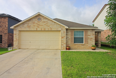 Bexar County Single Family Home For Sale: 12618 Scarlet Sage