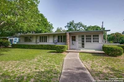 San Antonio Single Family Home Back on Market: 431 Brightwood Pl
