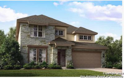 San Antonio TX Single Family Home New: $345,000