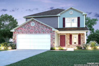 New Braunfels Single Family Home New: 322 Benelli Dr