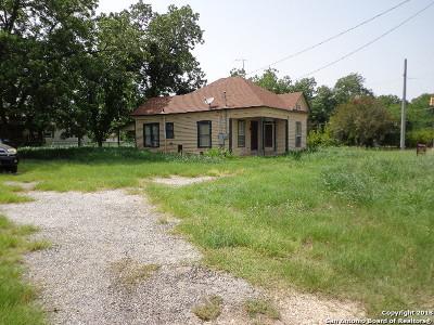 Atascosa County Single Family Home New: 1313 Main St