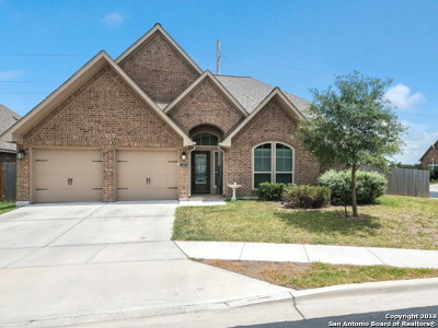 Guadalupe County Single Family Home New: 2201 Range Rd