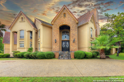 San Antonio TX Single Family Home New: $985,000