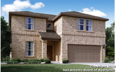 San Antonio Single Family Home Back on Market: 28216 Bass Knoll