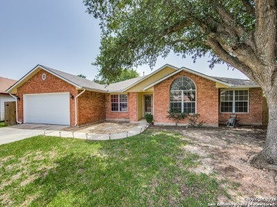 Converse Single Family Home New: 9226 Shadow Crest Dr