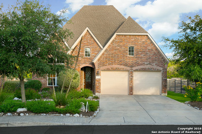Cibolo Canyons Single Family Home Price Change: 3227 Highline Trl