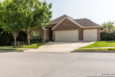 Cibolo Single Family Home New: 6017 Covers Cove