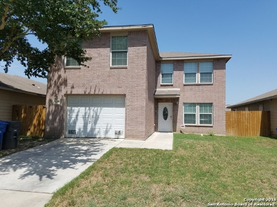 San Antonio TX Single Family Home New: $160,000