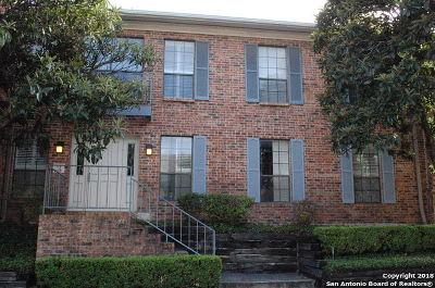 San Antonio TX Condo/Townhouse New: $127,500
