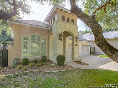 Castle Hills Single Family Home For Sale: 6 W Oaks Ct
