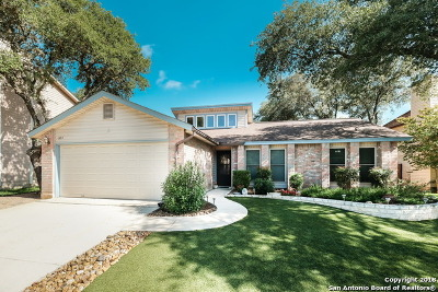 San Antonio TX Single Family Home New: $173,800