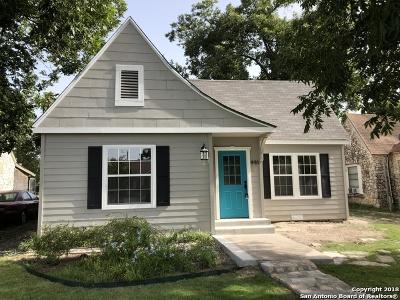 San Antonio TX Single Family Home New: $217,400