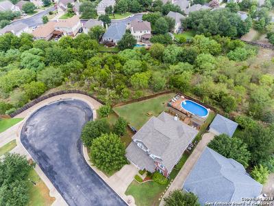 San Antonio Single Family Home New: 1323 Brook Bluff