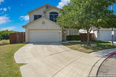 San Antonio Single Family Home New: 6155 Wood Bayou