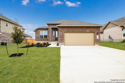 Cibolo Single Family Home New: 925 Foxbrook Way